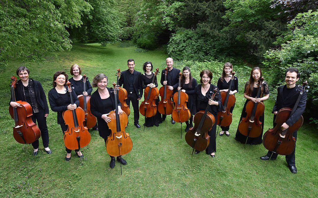 K35: Die 12 Hellweger Cellisten – Durch Europa nach Paris