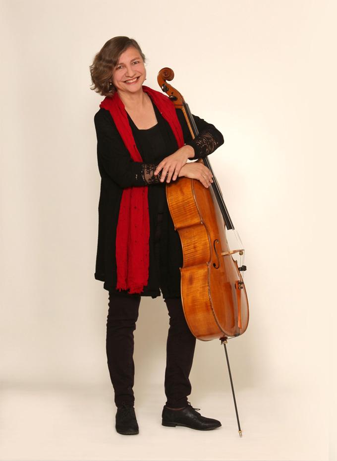 Felicitas Stephan, Cellistin